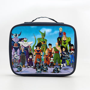 Dragon Ball Z Insulated Lunch Box