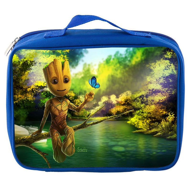 Guardians Of The Galaxy Groot Insulated Lunch Box