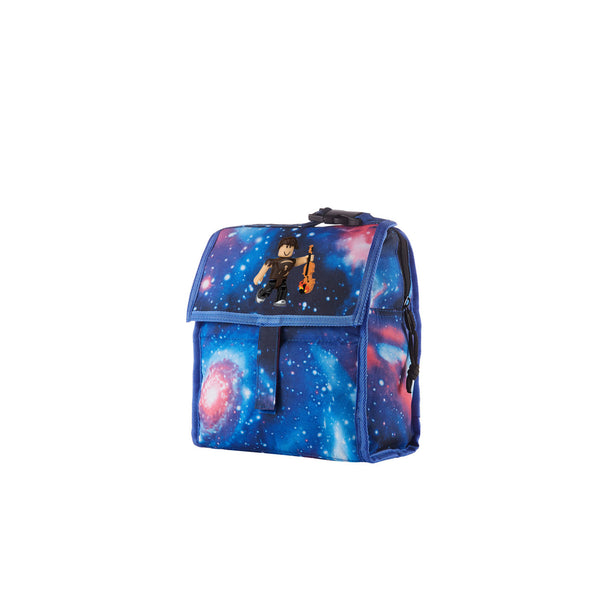 Hard Times Henry Roblox Boys 2019 Galaxy Freezable Lunch Bag with Zip Closure