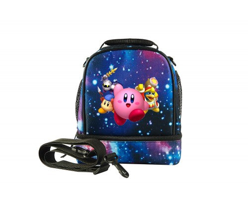 Kirby Kids 2019 Two Compartment Lunch Bag