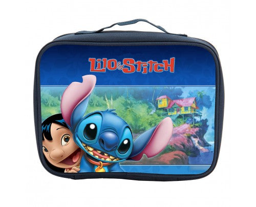Lilo Stitch Kids 3D Pattern Lunch Bag