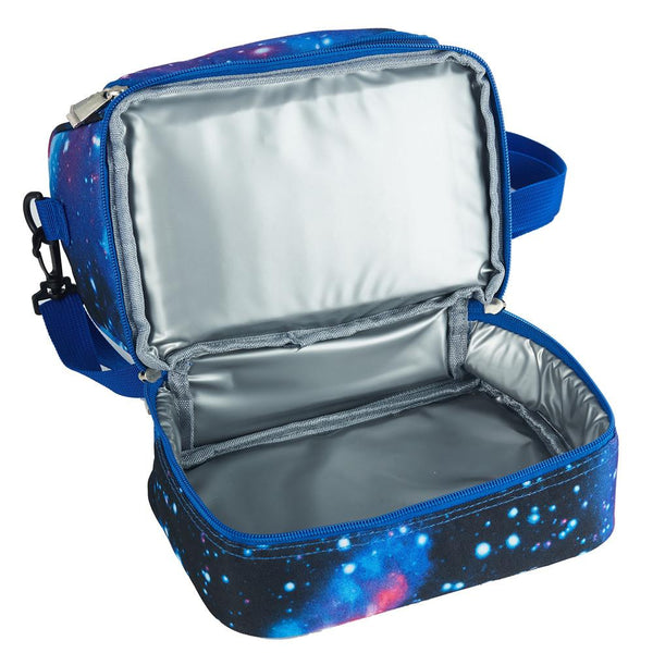 Llama Skin Fortnite Battle Royale 2019 Kids Two Compartment Galaxy Lunch Bag