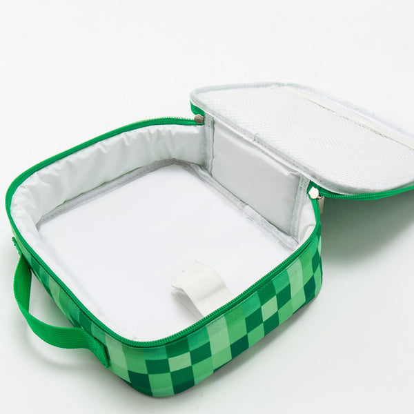 Minecraft Creeper Insulated Lunch Box
