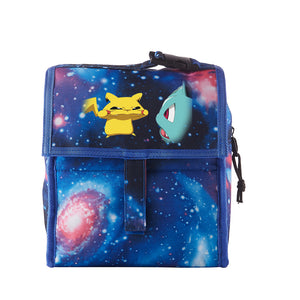Pikachu Starry Sky Freezable Lunch Bag with Zip Closure
