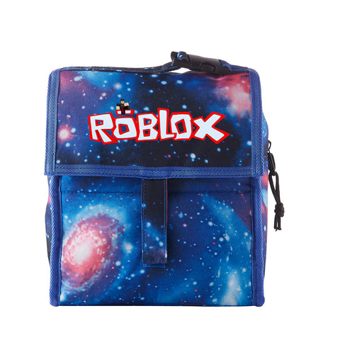 Roblox New Logo Freezable Lunch Bag with Zip Closure