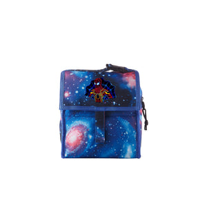 Spider Man Far From Home 2019 Series New Boys Starry Sky Freezable Lunch Bag with Zip Closure