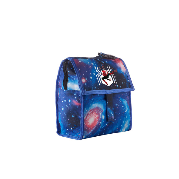 Spider Man Far From Home Starry Sky Freezable Lunch Bag with Zip Closure
