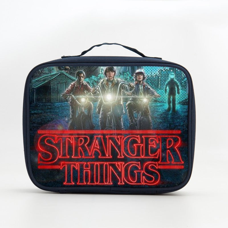 Stranger Things Insulated Lunch Box