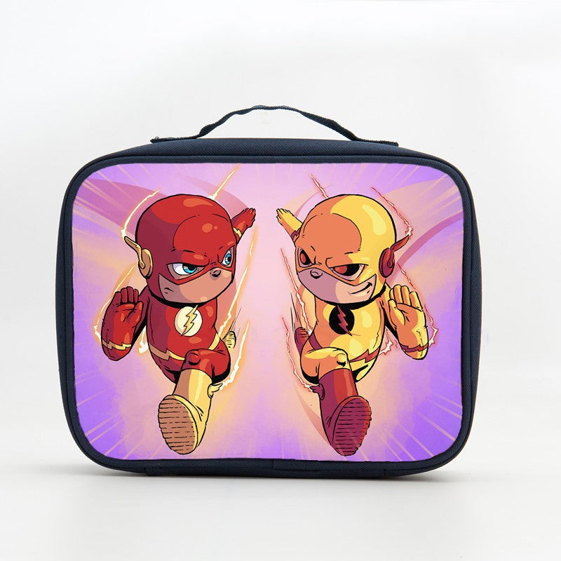 The Flash  Fashion Insulated Lunch Box