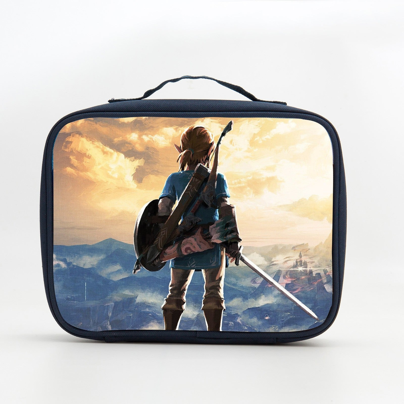 The Legend of Zelda Breath of the Wild High Capacity Insulated Lunch Box