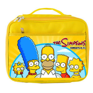 The Simpsons Family Insulated Lunch Box