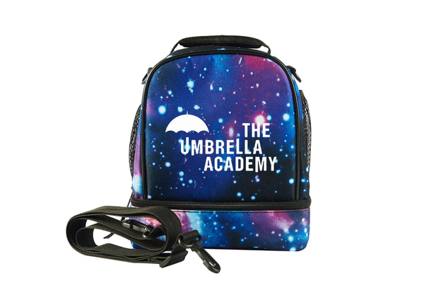 The Umbrella Academy Logo Starry Sky Two Compartment Lunch Bag