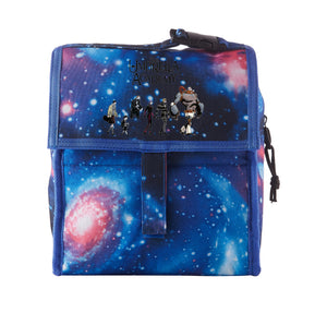 The Umbrella Academy Q-Style Logo Starry Sky Freezable Lunch Bag with Zip Closure