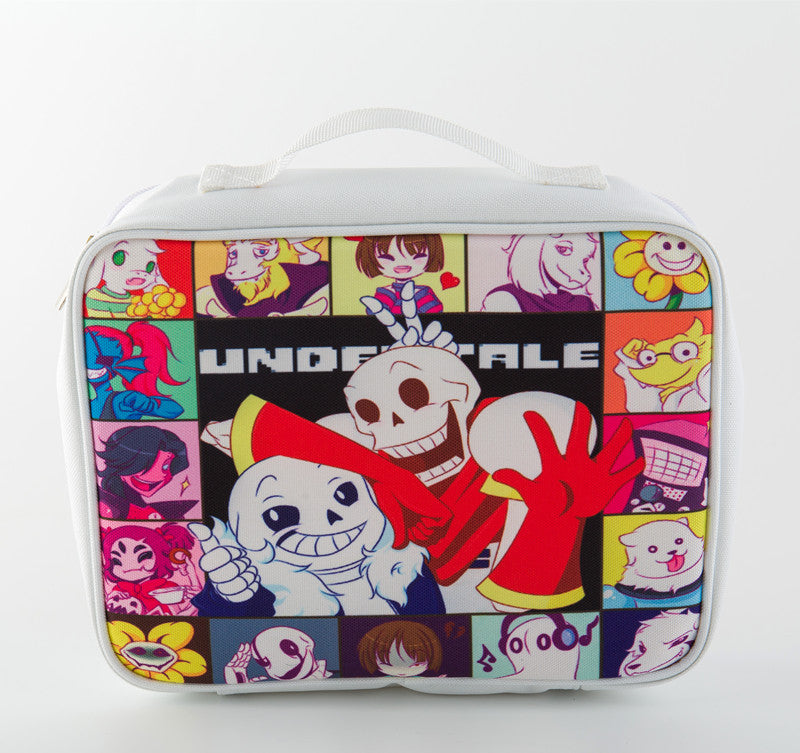 Undertale Characters Insulated Lunch Box