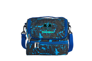 Washington Marshmello Two Compartment Lunch Bag