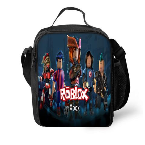 Wrestle Mania Roblox 3D Pattern Lunch Bags For Boys