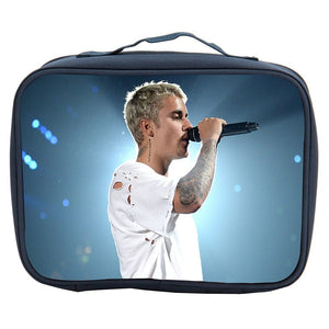 Justin Bieber Insulated Lunch Box