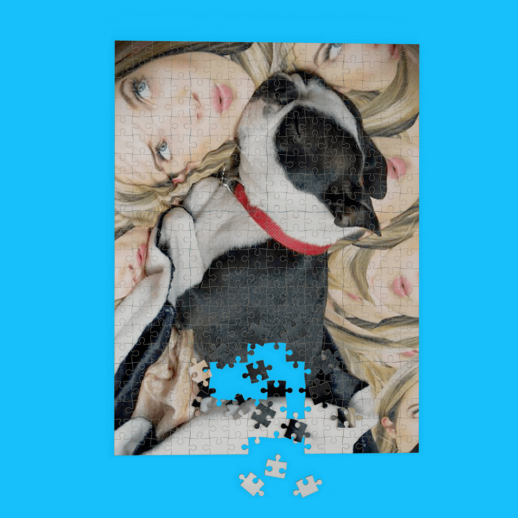 Personalized 1000 Piece Jigsaw Puzzle