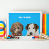 Customizable Pet Print - Pet Friends (5800080998556)