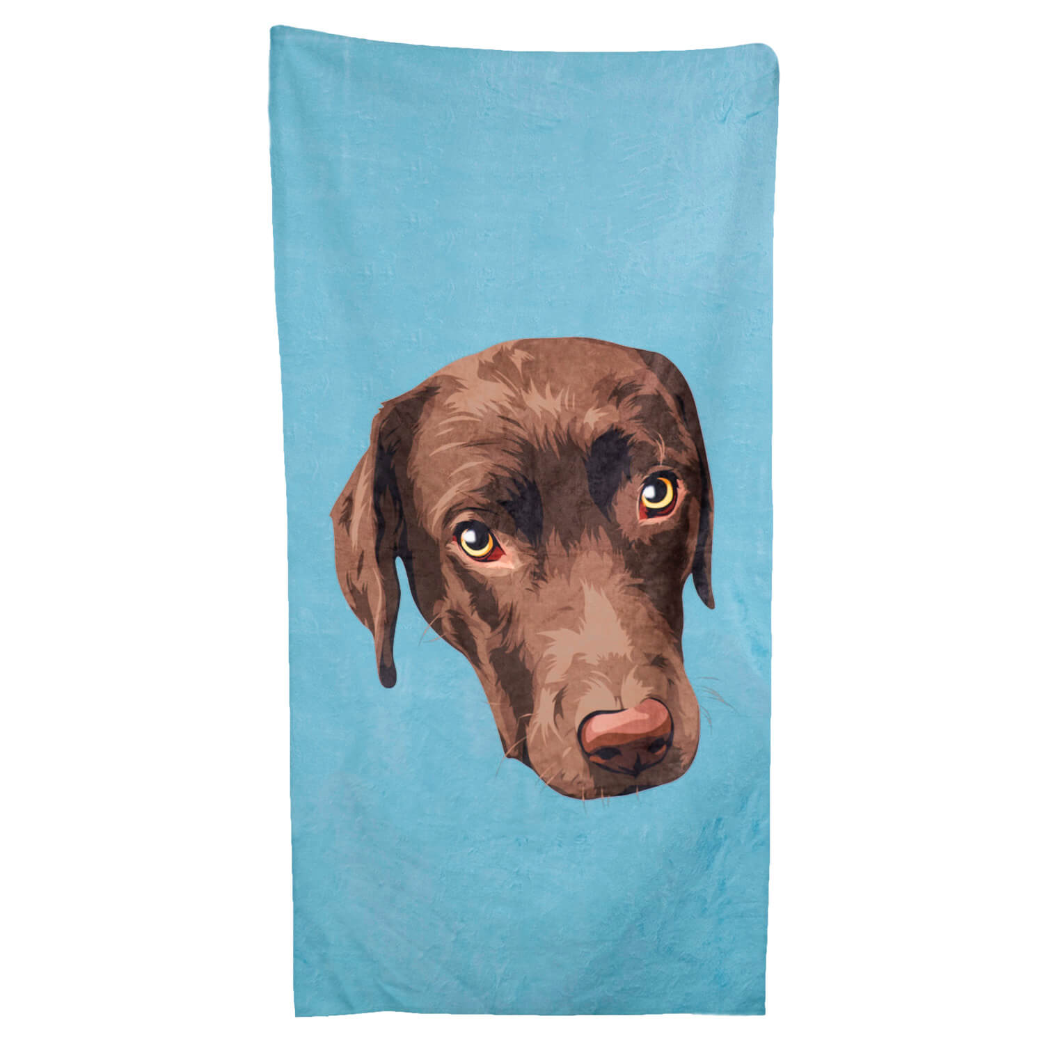 Customizable Beach Towel