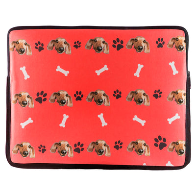 Personalized Pet Laptop Case (2287110619193)