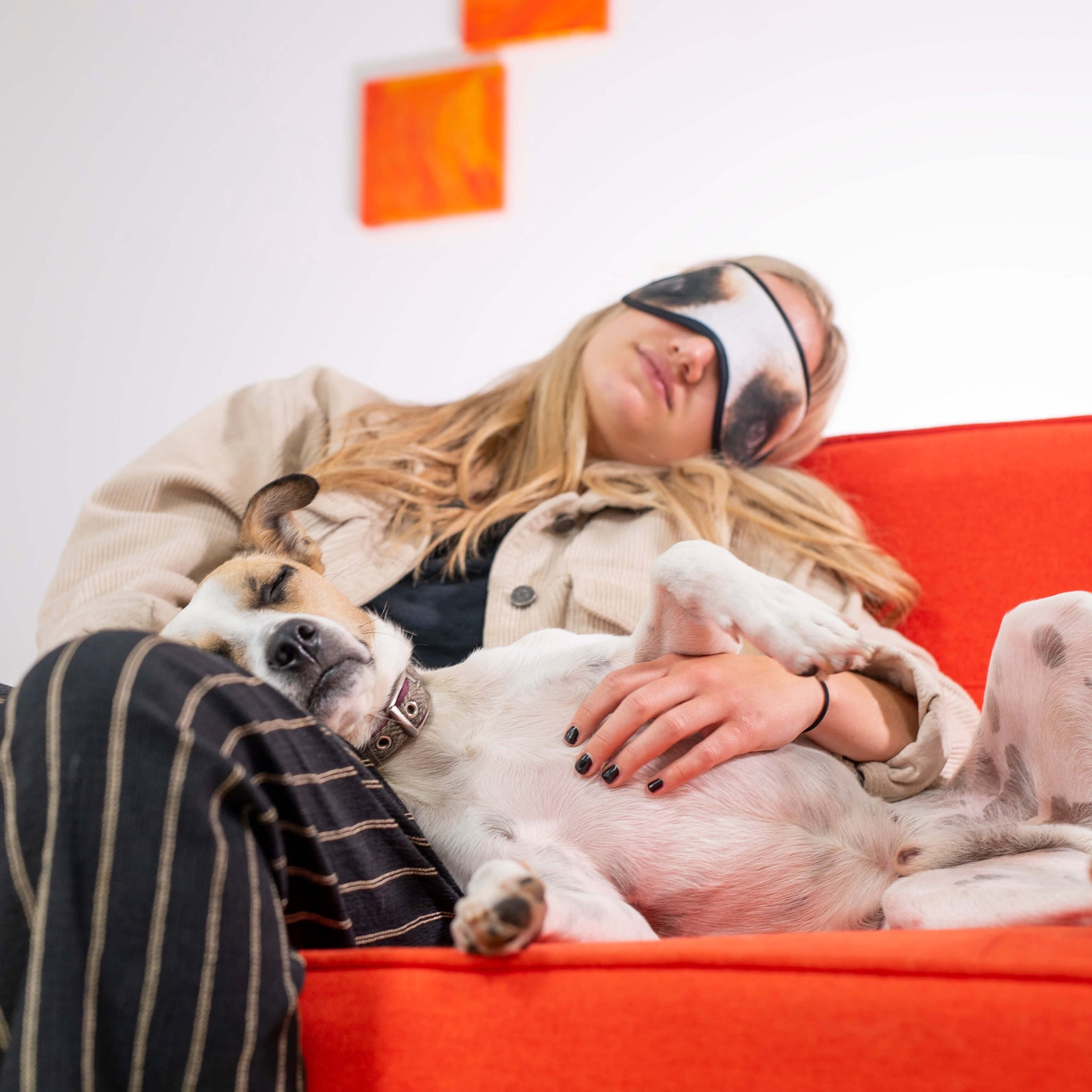 Personalized Pet Sleeping Mask