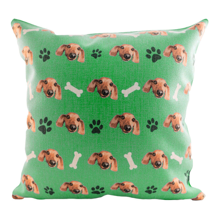 Customized Dog Pillow Cover