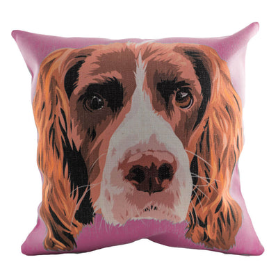 Personalised Pet Face Pillow Cover