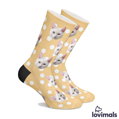 Customizable Cat Socks (2286752038969)