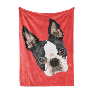 Customizable Pet Blanket (1479768178745)