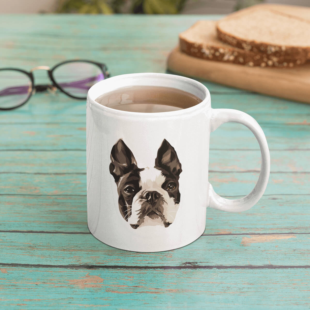 Personalised Pet Mug