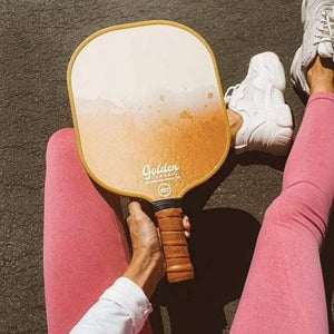 Golden Classic Pickleball Paddle - Golden Pickleball Paddles