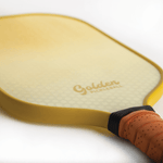 Golden SingleShot Pickleball Paddle - Golden Pickleball Paddles