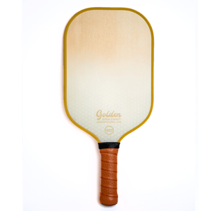 Golden SingleShot Pickleball Paddle - Golden Pickleball