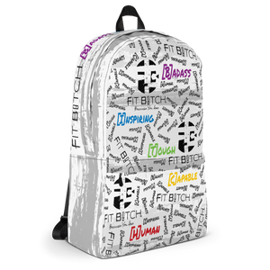 Sport Pack Graffiti White