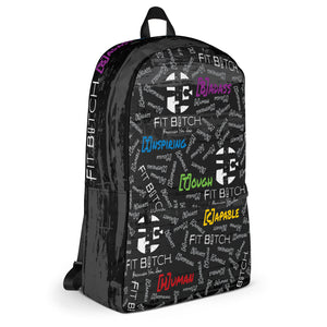 Sport Pack Graffiti Black