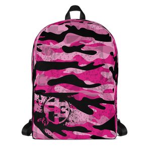 Sport Pack Fit Bitch Pink Camo
