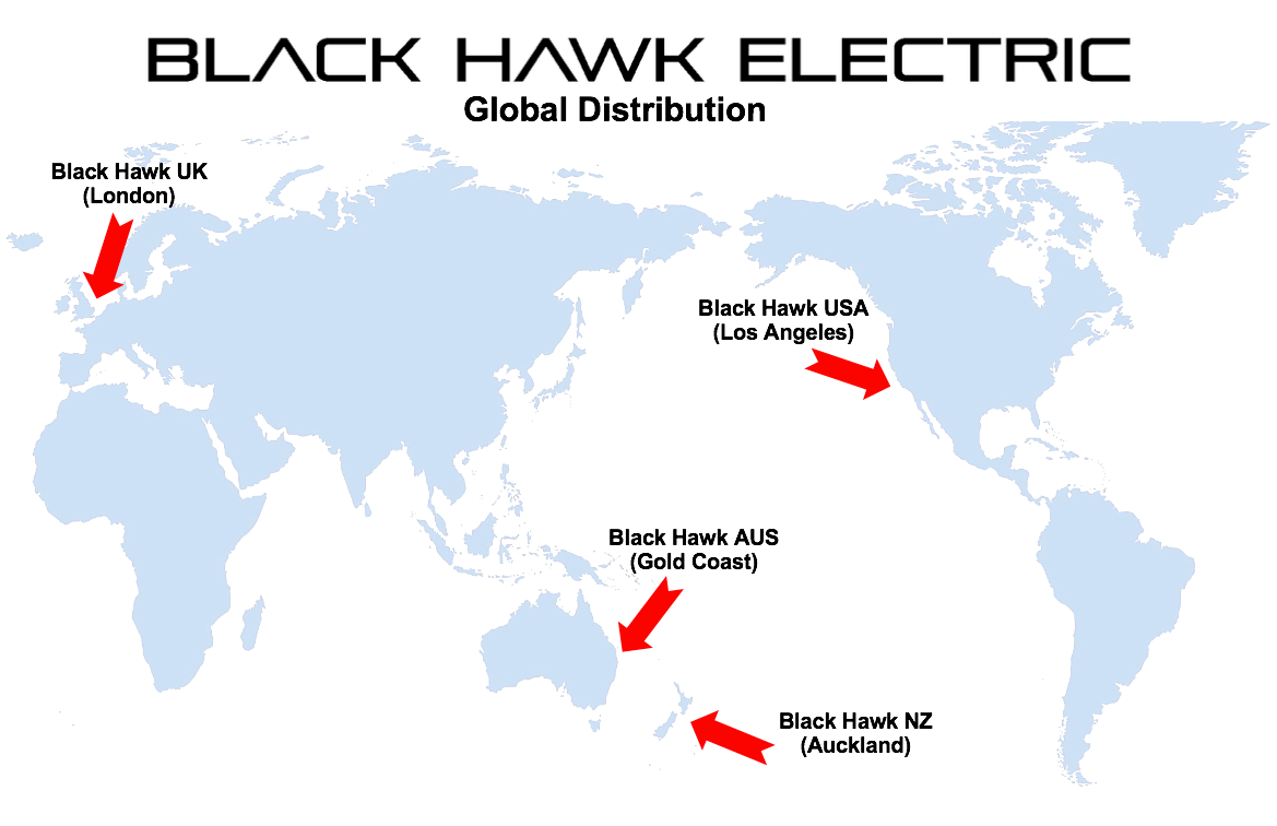Black Hawk Global Distribution