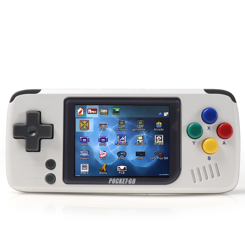 Console Portatile PocketGo 32GB + Custodia