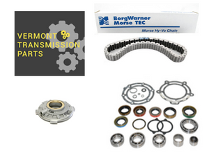 1994-03 Dodge NP231D Transfer Case Rebuild Kit w/ Bearing Gasket Seal Chain Pump