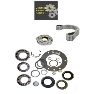 Ford NP273F Transfer Case Rebuild Kit w/ Bearings Gaskets Seals Chain and Pump