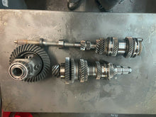 Load image into Gallery viewer, SUBARU LEGACY GT 06  TURBO 5 SPEED TRANSMISSION TY757VBCBB  4.44 INTERNAL SHAFTS