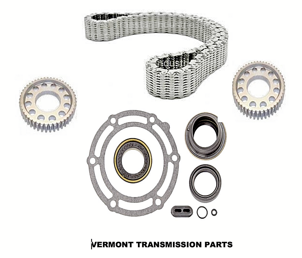 NP246 NP149 Transfer Case Chain Sprockets & Seal Kit GMC