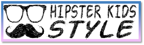 Hipster Kids Styles. Unique Clothing for Children and Babies. Be original and unique. All children should pursue their unique passions and fashions!