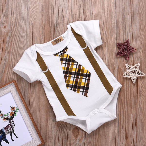 Business Casual Infant Bodysuit -  Hipster Kids Style. Youth Clothing and apparel Outfitters for hipster kids, toddlers, and babies.