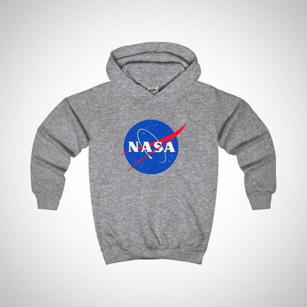 NASA Youth Hoodie -  Hipster Kids Style. Youth Clothing and apparel Outfitters for hipster kids, toddlers, and babies.