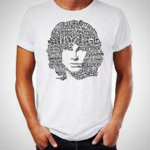 The Doors Jim Morrison Rock Legend Vintage T-Shirt -  Hipster Kids Style. Youth Clothing and apparel Outfitters for hipster kids, toddlers, and babies.