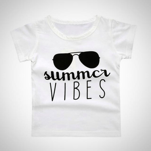 2448033c91b Summer Vibes T-Shirt - Hipster Kids Style. Youth Clothing and apparel  Outfitters for ...