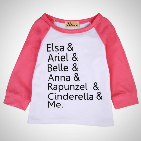 My Fairytale T-Shirt -  Hipster Kids Style. Youth Clothing and apparel Outfitters for hipster kids, toddlers, and babies.