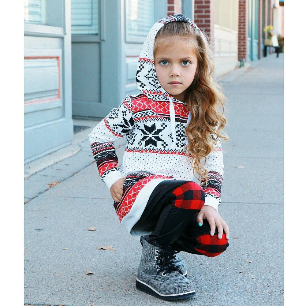 fa6d052254bc Winter Stripe Hoodie Sweatshirt - Hipster Kids Style. Youth Clothing and apparel  Outfitters for hipster ...